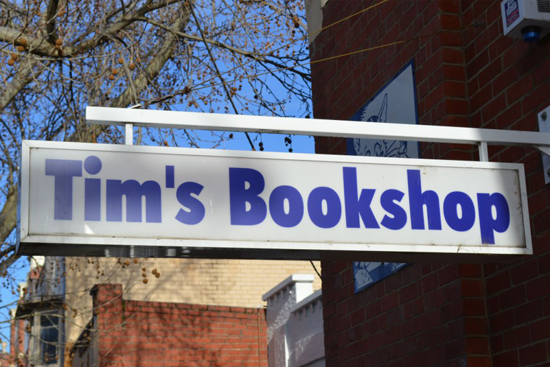 Tim's Bookshop