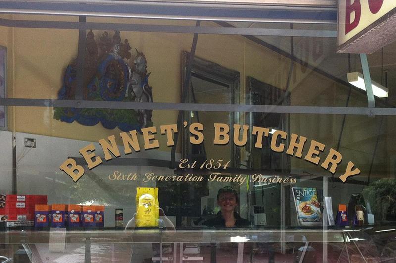 Bennet's Butchery