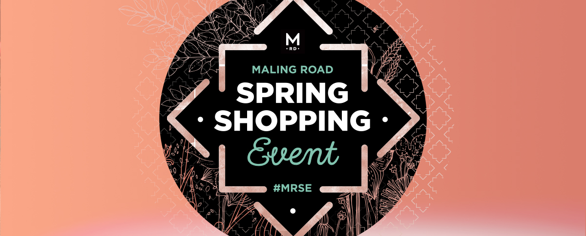 Maling Road Spring Shopping Event