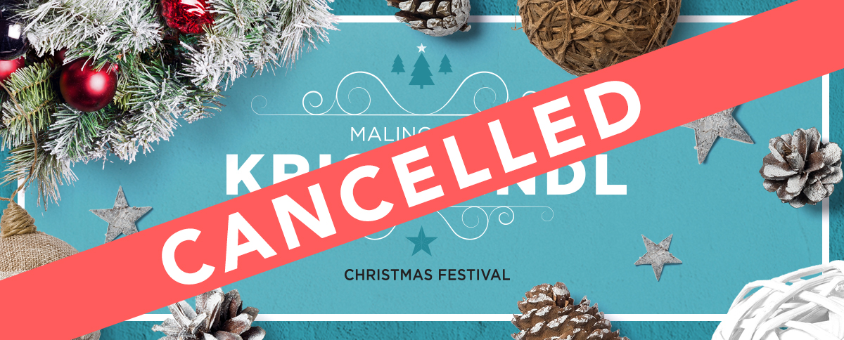 Maling Road Kristkindle Cancelled