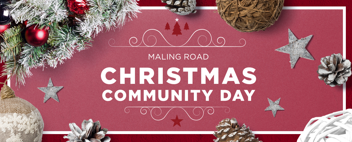 Maling Road Christmas Community Day