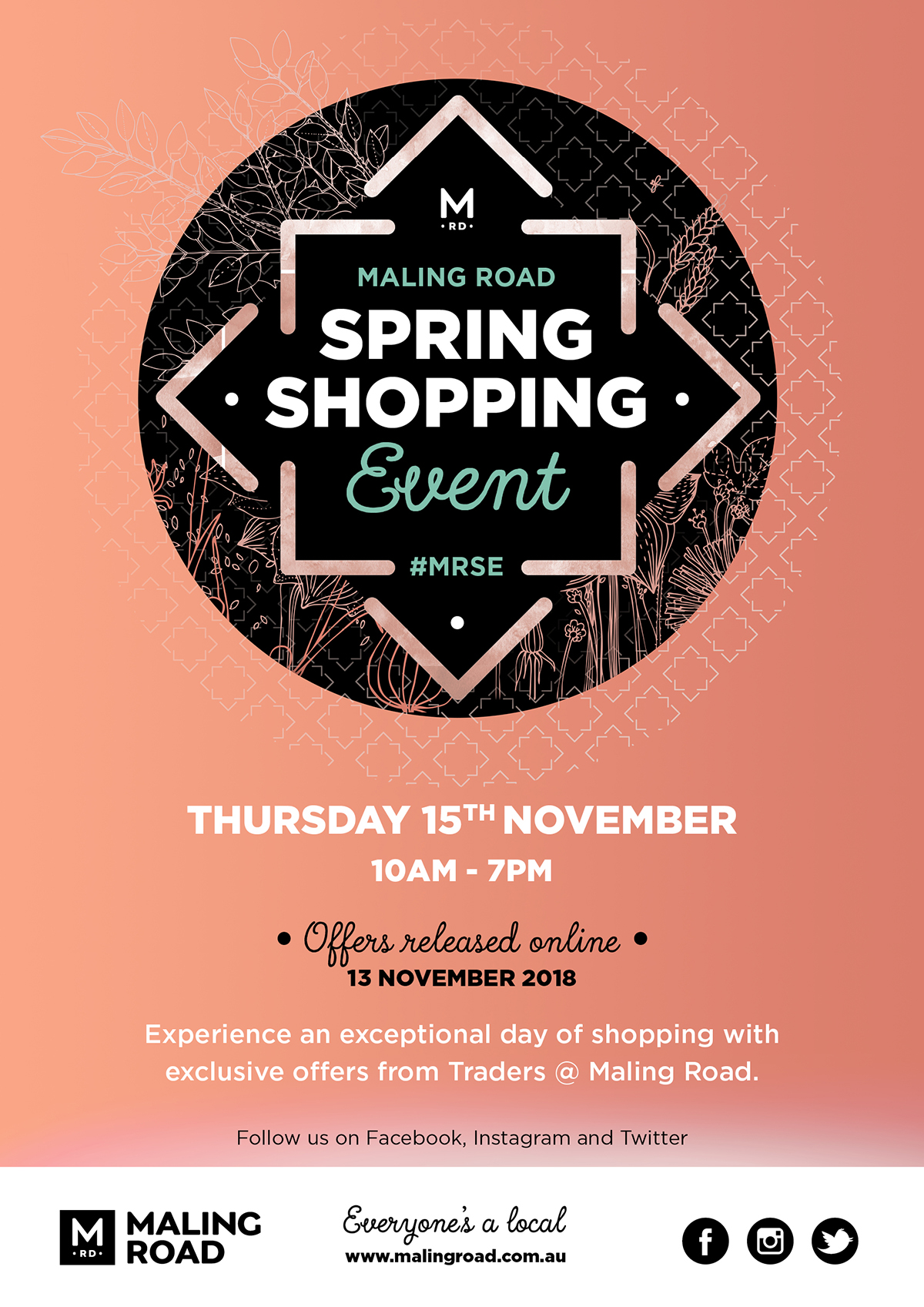 Maling Road Spring Shopping Event 2018