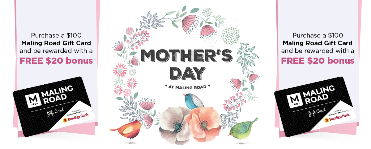 Mother's Day in Maling Road