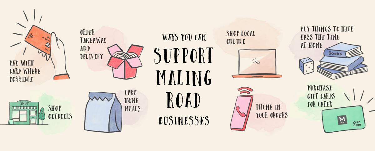 Support Maling Road Covid-19