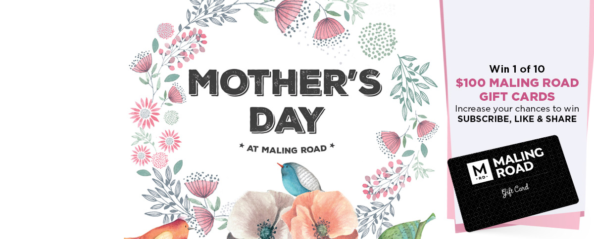 Mother's Day Maling Road