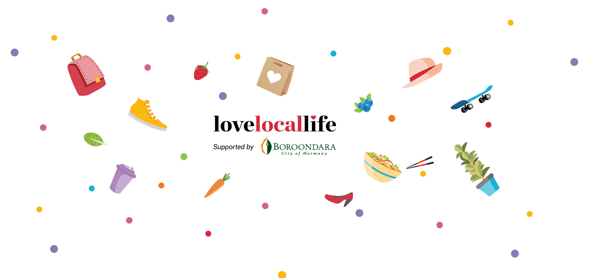 Love Local Life-Home Banner