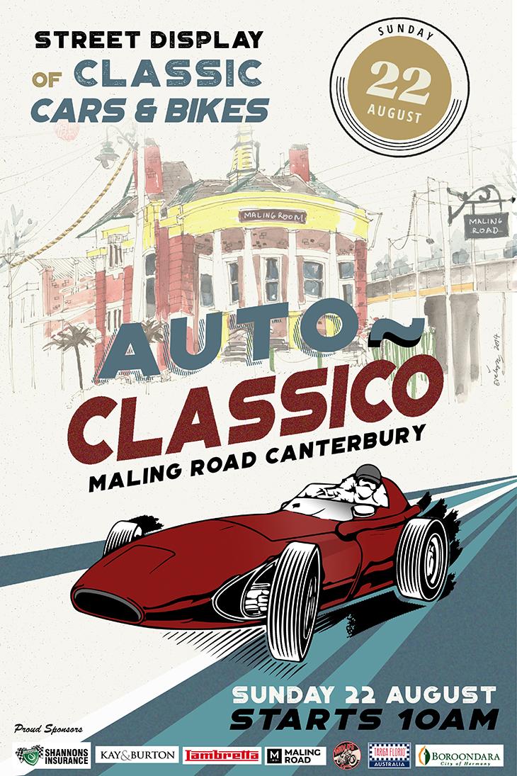 Maling Road AutoClassico