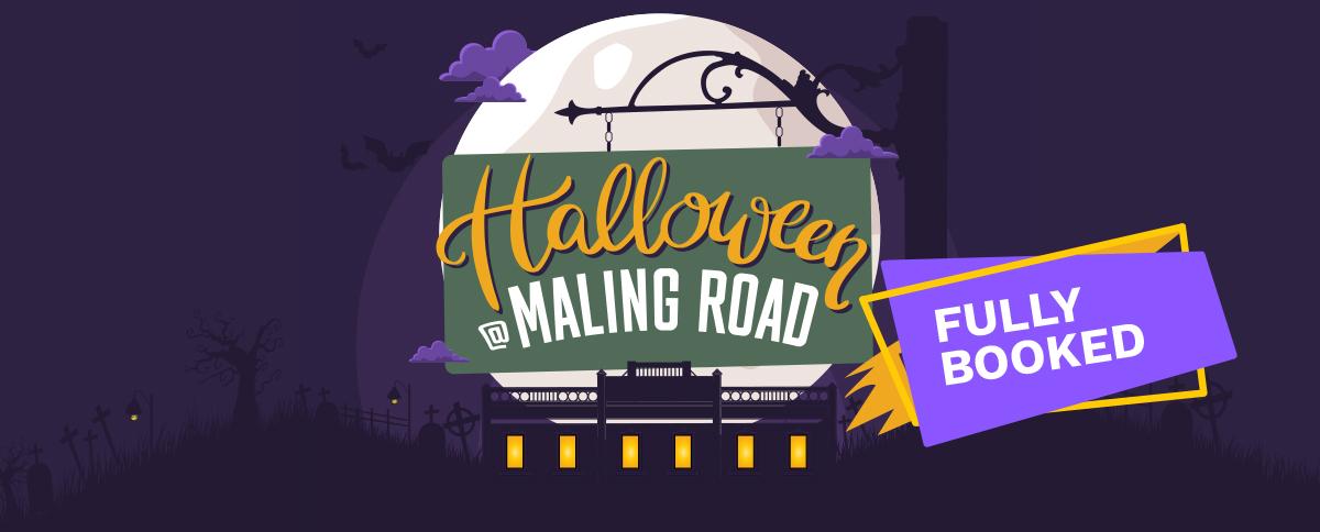 Halloween at Maling Road